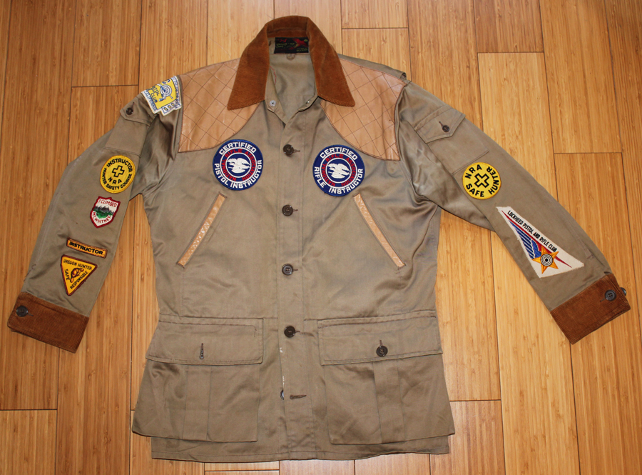 Vintage Shooting Jacket (1/4)