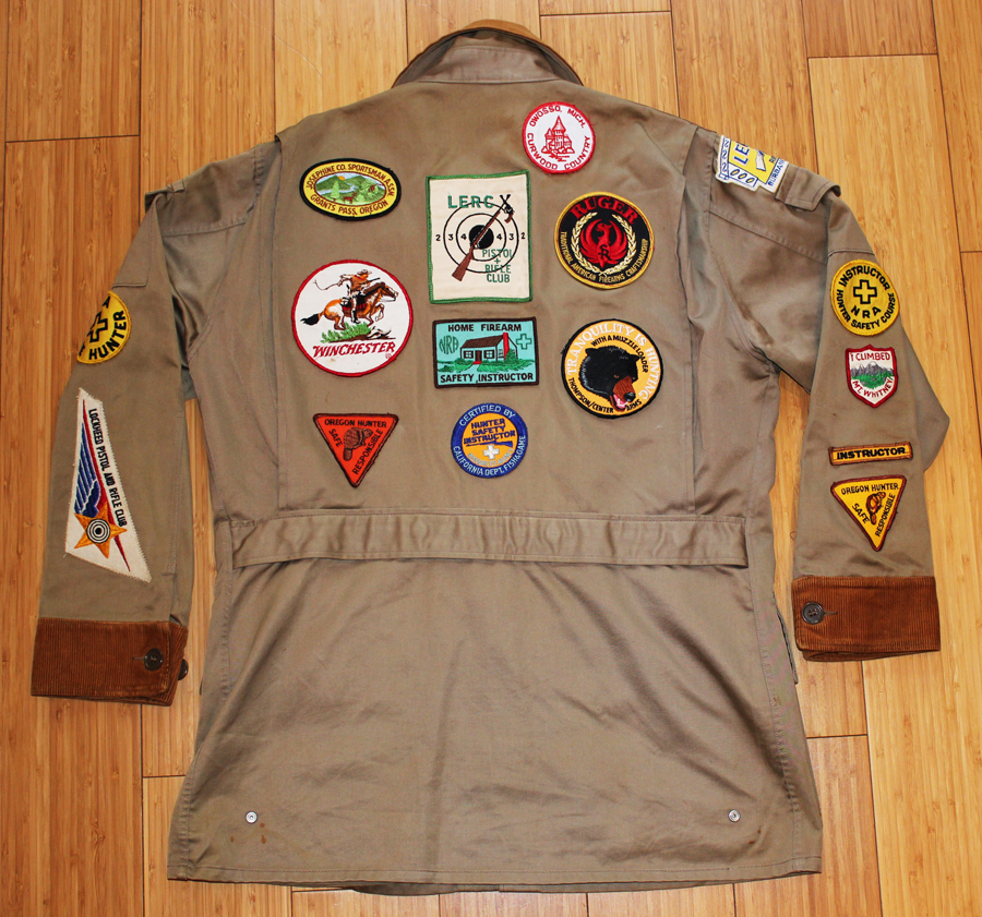 Vintage Shooting Jacket (2/4)
