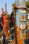 Antique Gas Pumps