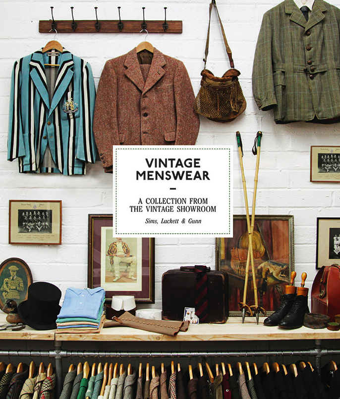 Vintage Menswear - Must Have Book! (1/6)