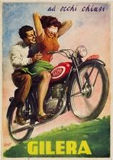 Gilera Poster