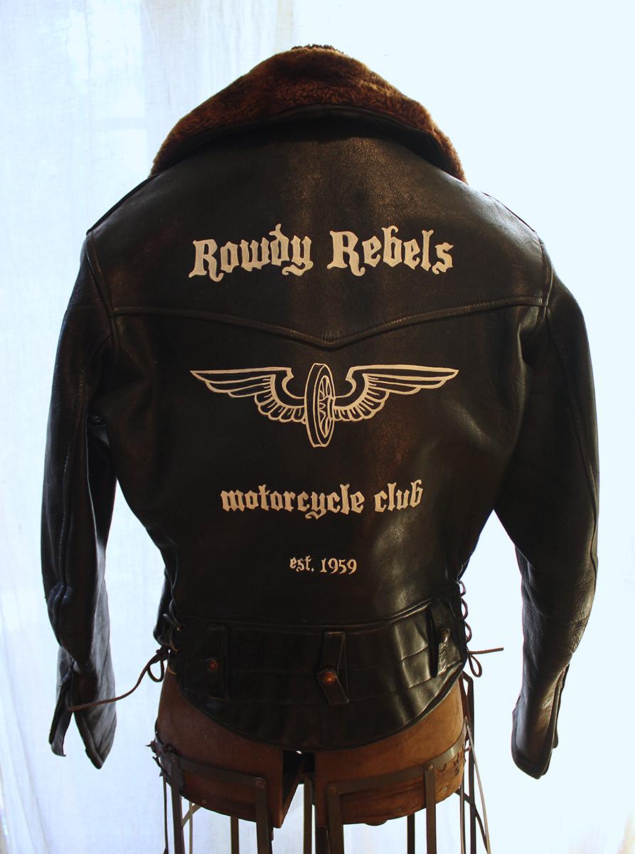 biker jacket | Vintage OCD