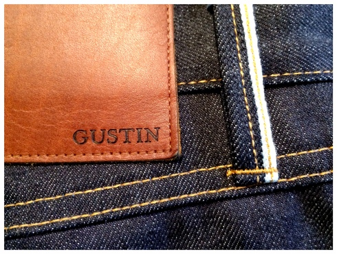Gustin Selvedged Denim