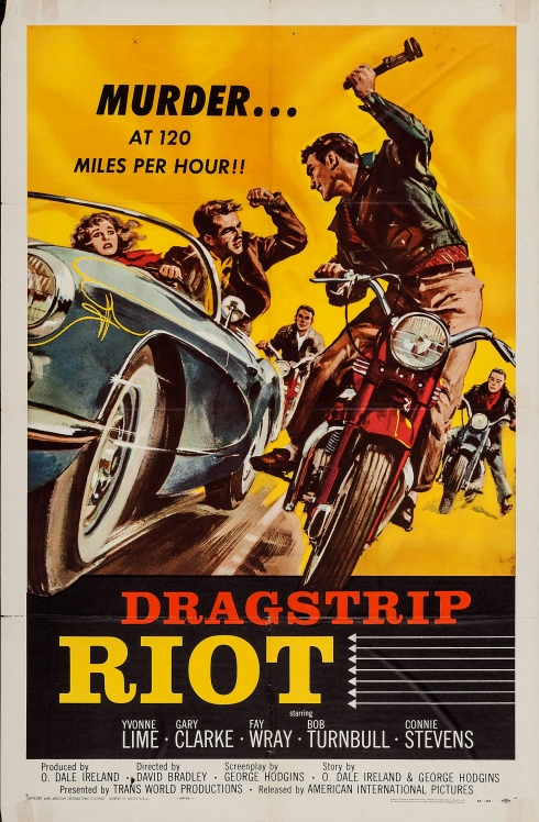 Dragstrip Riot 1 Sheet