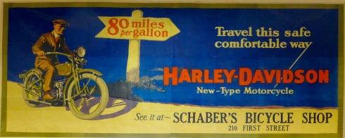 Harley Davidson Billboard