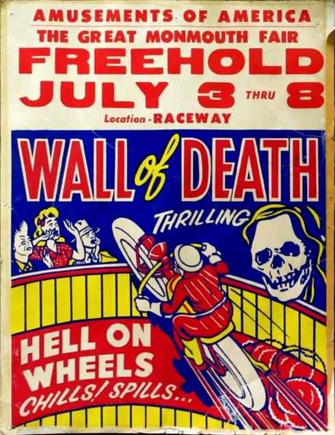 Wall of Death JWC
