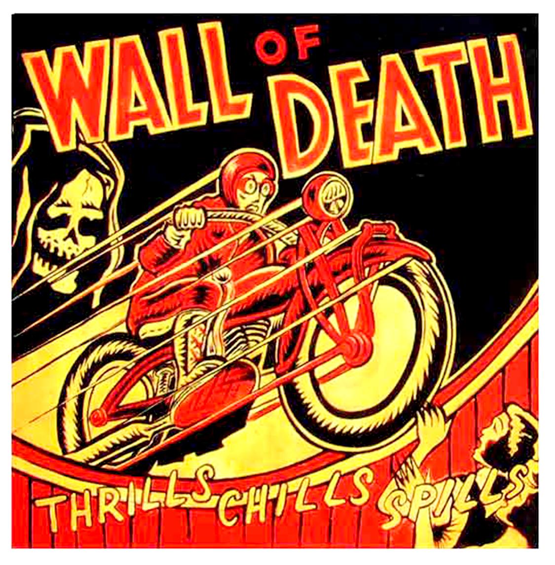 Wall of Death   Vintage OCD