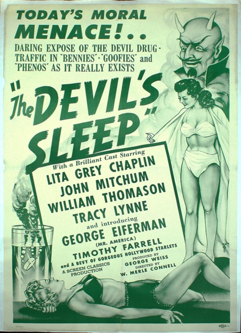 Devils Sleep 1sht 141