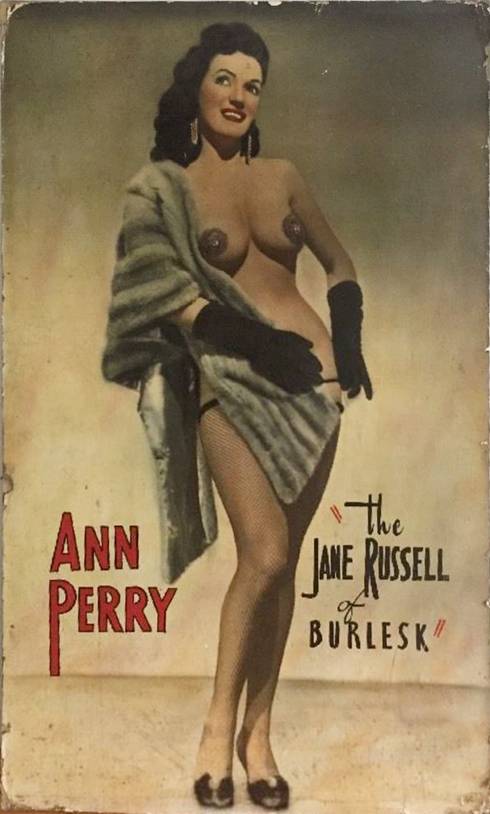 Ann Perry Burlesque