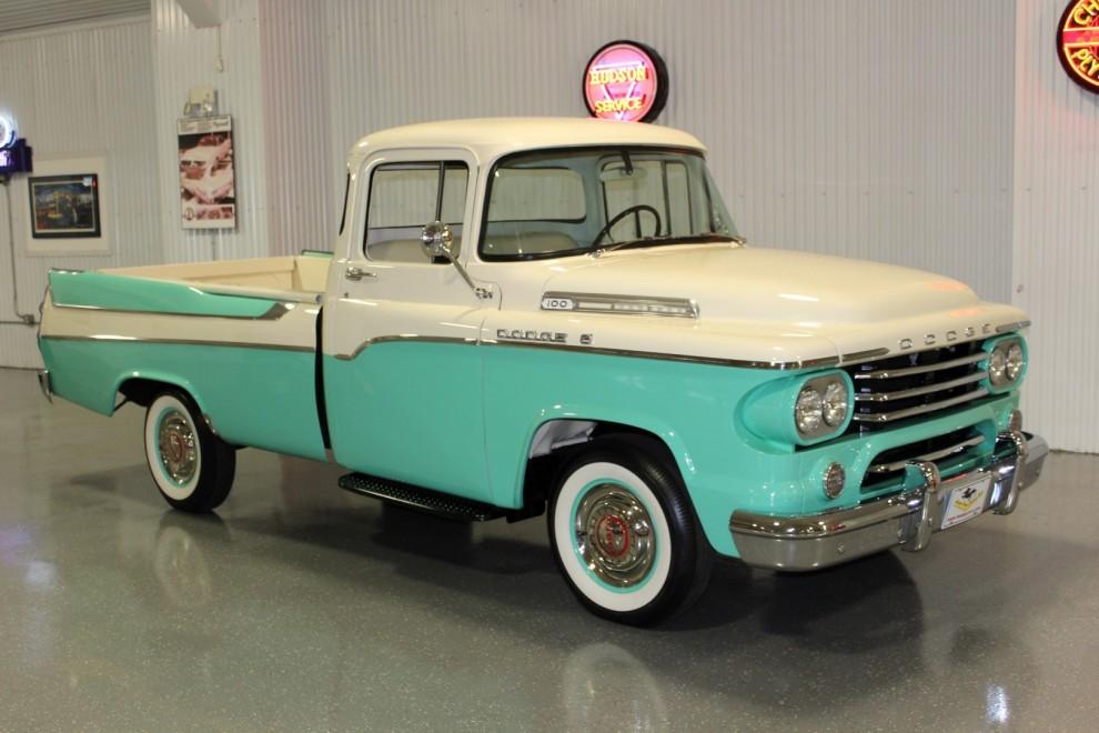Cold Lake Dodge >> 1958 Dodge D100 Sweptside | Vintage OCD