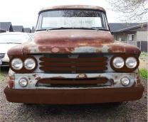1958 Dodge D100 Mock-up Front 1