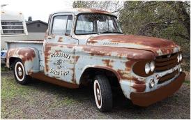 1958 Dodge D100 Mock-up Front 2t