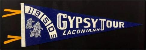 Gypsy Tour 1950 Pennant