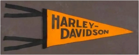 Harley Pennant 1