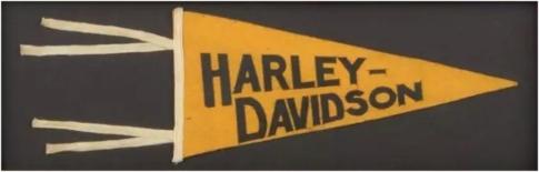 Harley Pennant 2