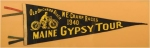 Maine Gypsy Tour 1940 Pennant2